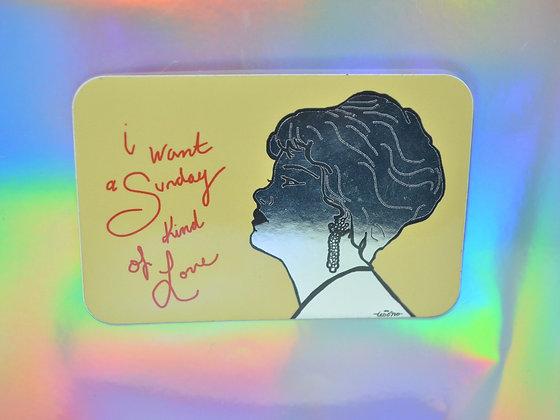 Sunday kind of Love Sticker