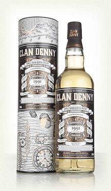 Clan Denny Cameronbridge 1991 25 year old