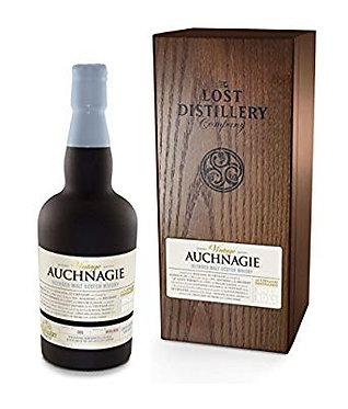 The Lost Distillery Auchnagie Vintage