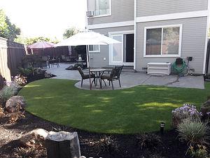 artificial turf in petaluma