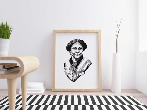 Mary Seacole Print
