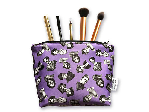 Votes For Women Makeup Bag Front View