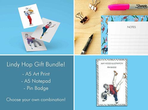 Lindy Hop Gift Bundle