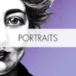 Amy Hood Illustration Portraits Gallery Sylvia Pankhurst