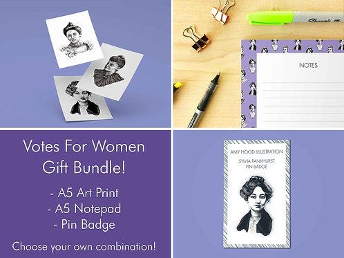 Votes For Women Gift Bundle