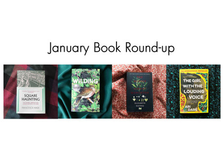 January Book Round-up