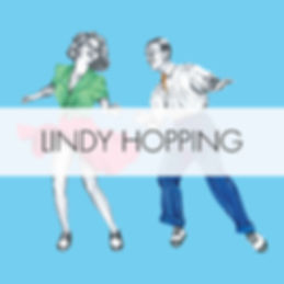 Amy Hood Illustration Lindy Hop Galley