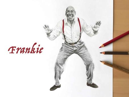 Lindy Hop Portrait Highlight - Frankie Manning - American dancer, instructor, and choreographer