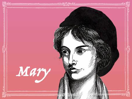 Portrait Highlight - Mary Wollstonecraft - English writer, philosopher, advocate of women's rights