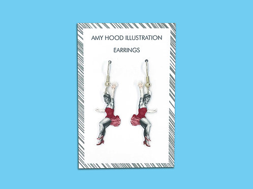 The Popover Lindy Hop Earrings