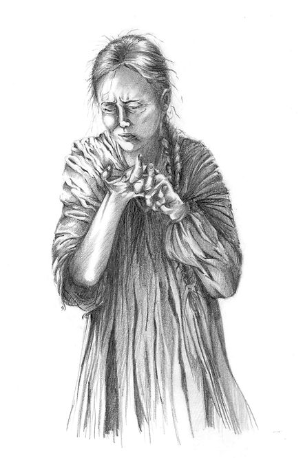 Out Damn Spot, Lady Macbeth