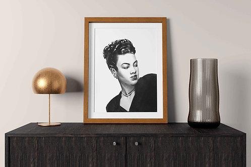Hazel Scott Print