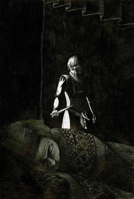 Duncan's Murder, Macbeth