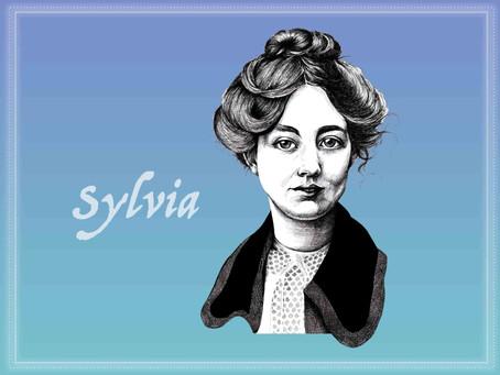 Portrait Highlight - Sylvia Pankhurst - English artist, suffragette, and anti-fascist activist