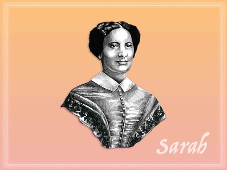 Portrait Highlight - Sarah Parker Remond - African American abolitionist, lecturer & physician
