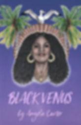 Cover Illustration Black Venus Angela Carter