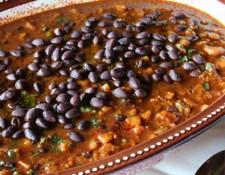 Meatless Monday - Butternut Squash Black Bean Chilli