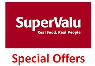 supervalu special offers, deals, bargains, ireland, irish