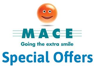 mace special offers, deals, bargains, irish, ireland