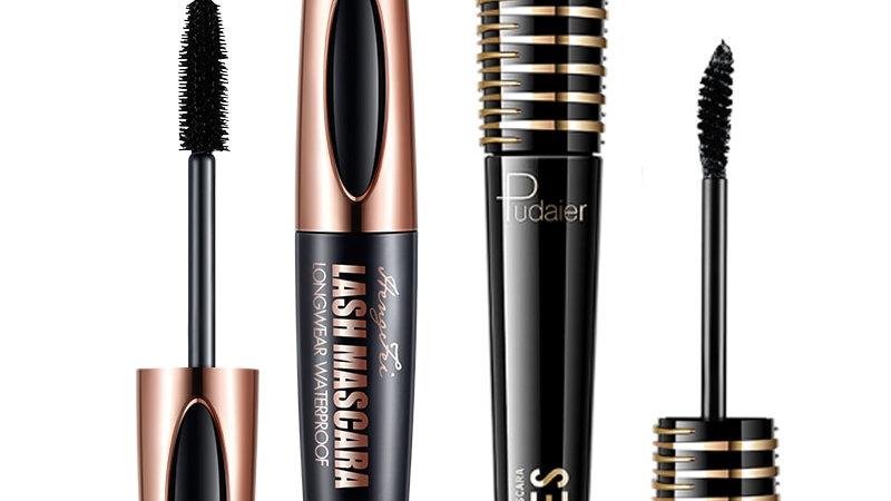 Extension Long Lasting 4d Silk Fiber Eyelash Mascara
