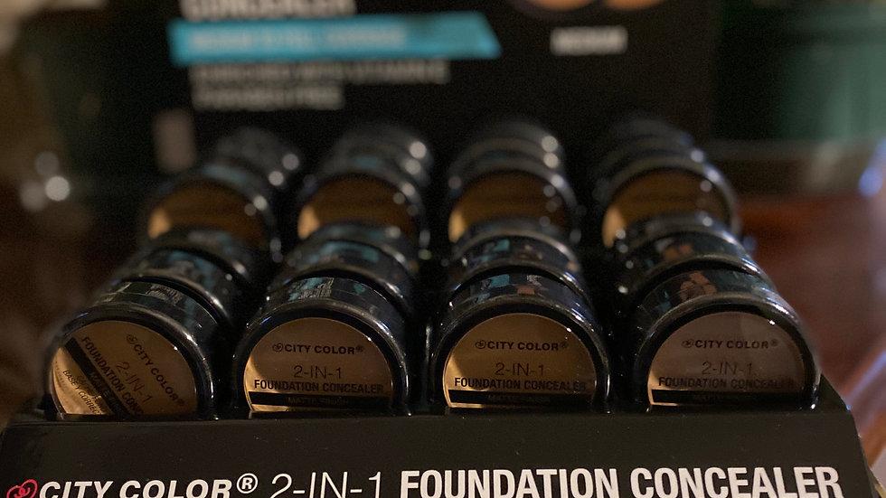 2-in-1 Foundation Concealer