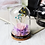 Thumbnail: Dried Preserved Roses in Glass Cover With Night Light Ornaments  Home Decor