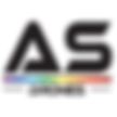 Logotipo ASDrones Geología