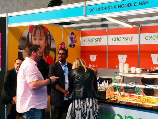 Chopstix Ranks 25th in Top Food Franchises 2015