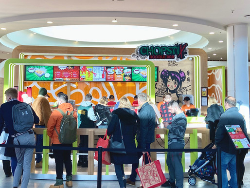 Chapelfield is back and better than ever!