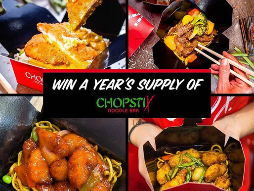 TERMS & CONDITIONS – Year's Supply of Chopstix COMPETITION