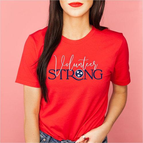 Volunteer Strong T-shirt