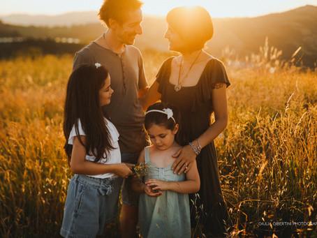 Ho scelto di essere una Fotografa di Famiglia.