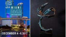 Gerardo Valenzuela Guzmán en Miami River Art Fair 2017