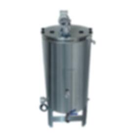 Αναδευτήρας - Ομογενοποιητής Μελιού 400 κιλών με κωνικό πυθμένα