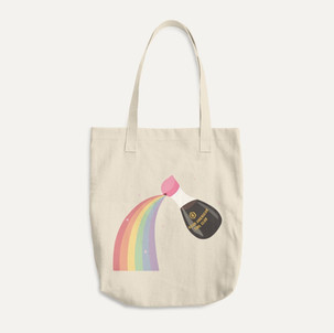 The Saucey Dream Tote