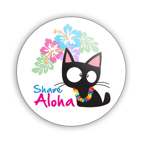 Share Aloha Button