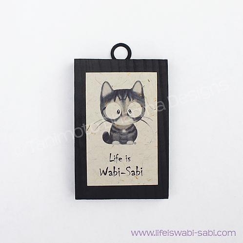 Tabby Cat - Boko Art