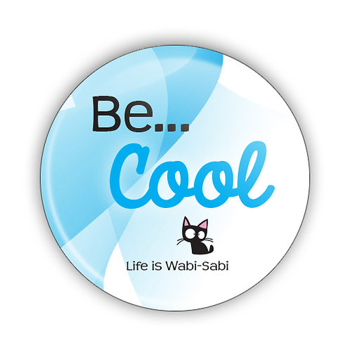 Be Cool Button