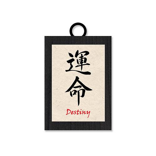 Destiny - Kanji Boko Art
