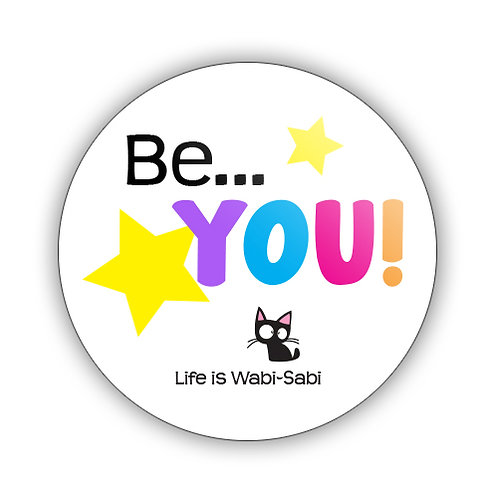 Be You Button