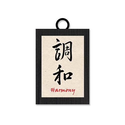 Harmony - Kanji Boko Art