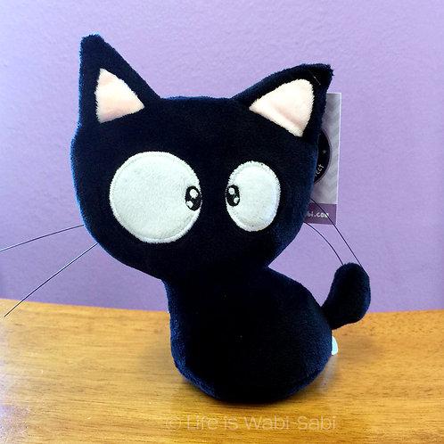 Wabi-Sabi Cat Plushie