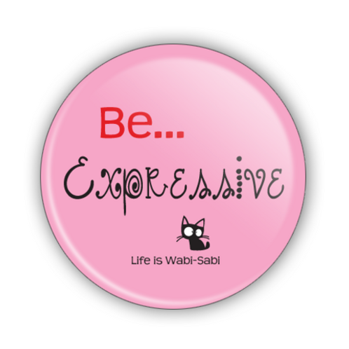 Be Expressive Button