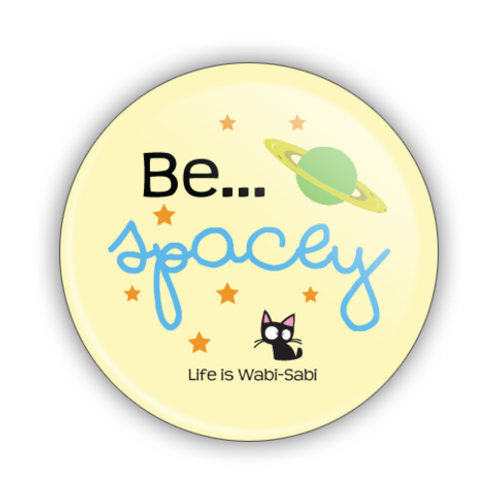 Be Spacey Button