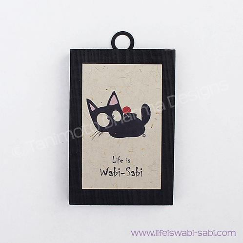 Playful Cat - Boko Art