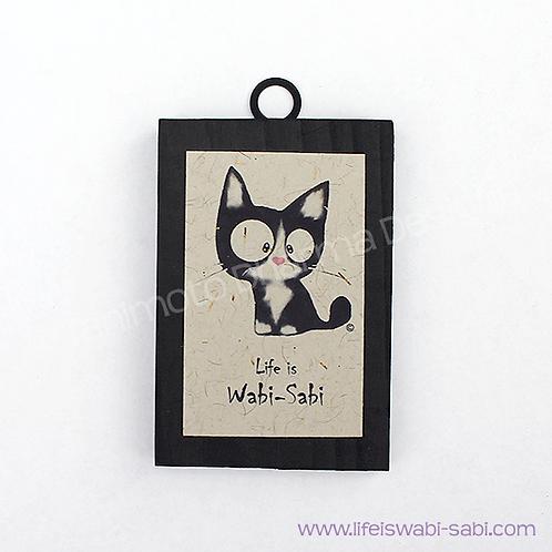 Tuxedo Cat - Boko Art
