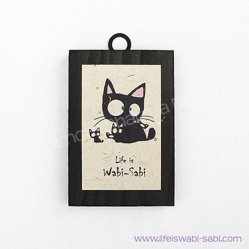 Family Cat - Boko Art