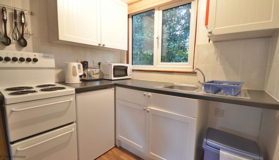 Kerrow Lodge - Kitchen