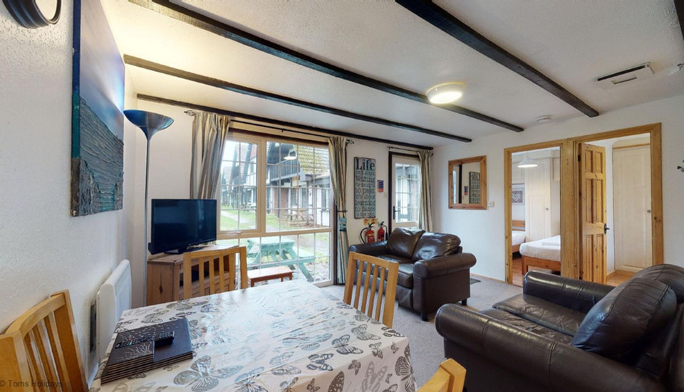 Treyarnon Lodge - Lounge