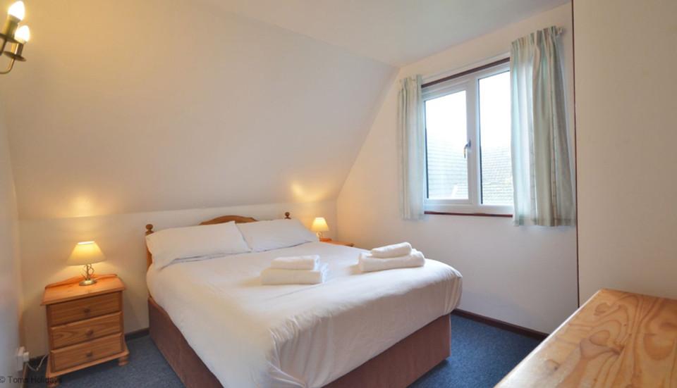 Kerrow Lodge - Upstairs Double Bedroom